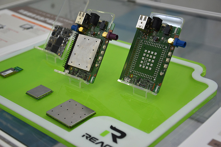 exhibits of 2015 IoT/RFID expo